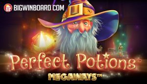 perfect potions megaways