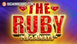 the ruby megaways slot