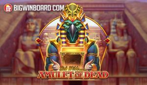 amulet of dead slot