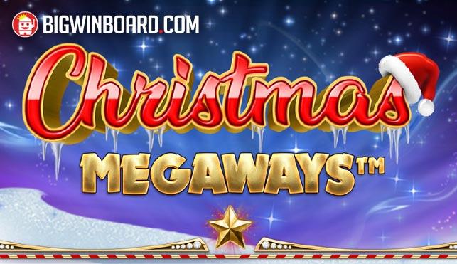 christmas megaways slot
