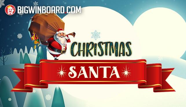 christmas santa slot