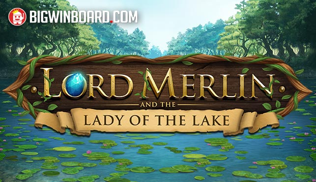 lord merlin lady lake slot