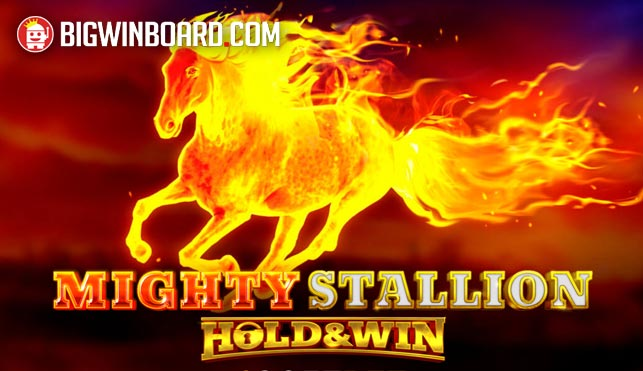 mighty stallion slot