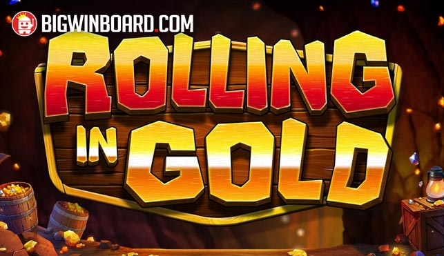 rolling in gold blueprint gaming