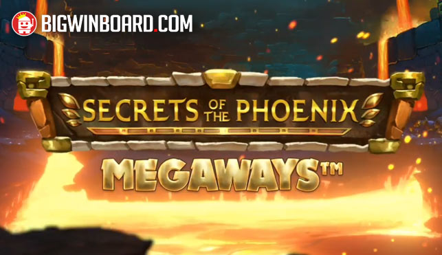 secret of the phoenix megaways