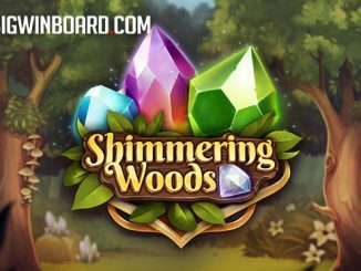 shimmering woods slot