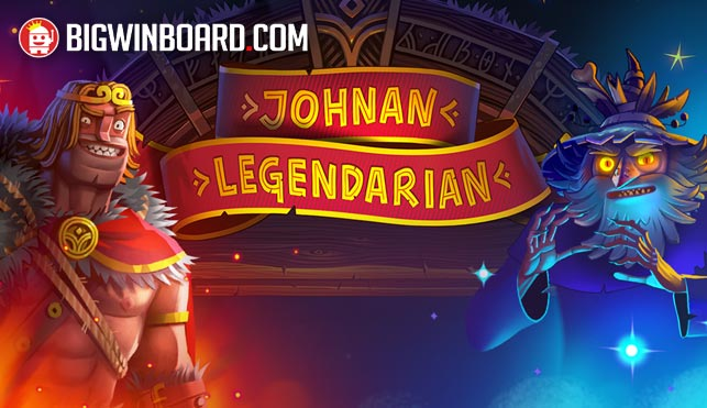 johnan legendarian slot