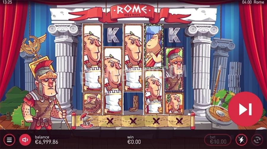 rome the qonuerors