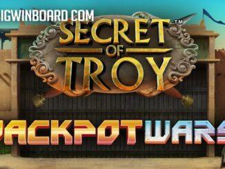 secret of troy jackpot wars