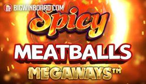 spicy meatballs megaways slot