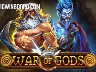 war of gods slot