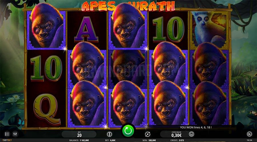 apes of wrath slot isoftbet