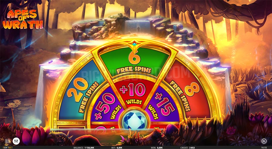 apes of wrath slot