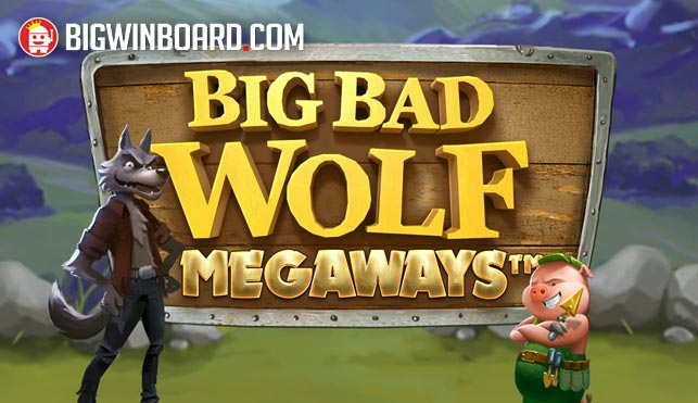 big bad wolf megaways