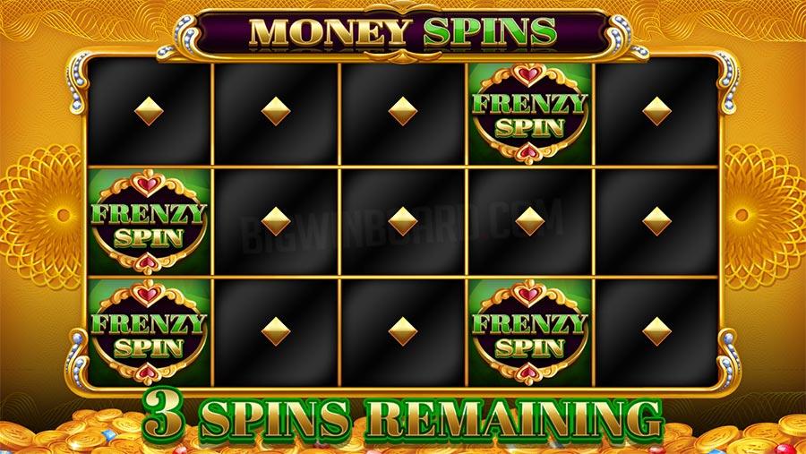 big money frenzy slot
