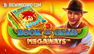 book of gems megaways slot