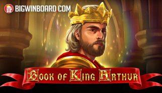 book of king arthur slot