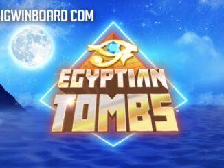 egyptian tombs slot