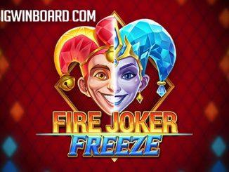 fire joker freeze slot