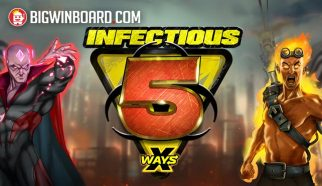 infectious 5 xways slot