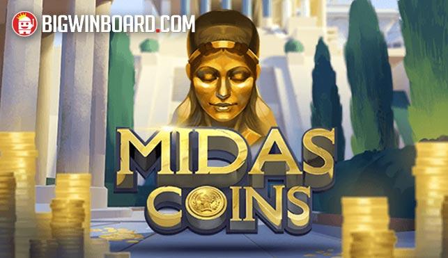 midas coins slot