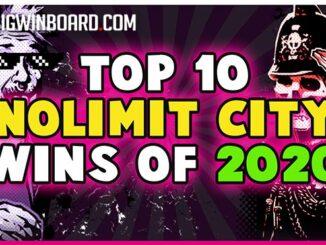 nolimit city big wins