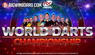 World Darts Championship slot