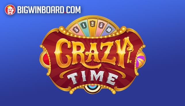crazy time evolution gaming casino