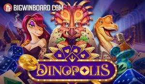 dinopolis slot push gaming