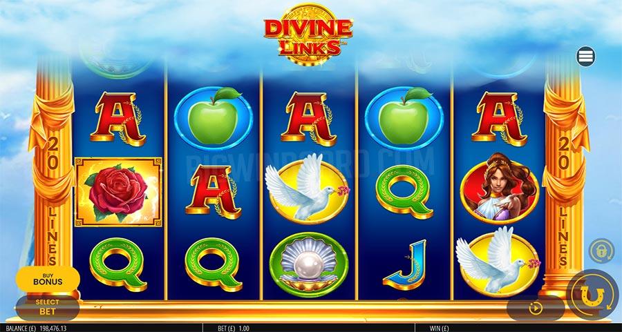 Divine Links slot