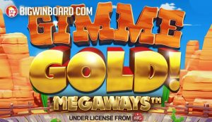 gimme gold megaways