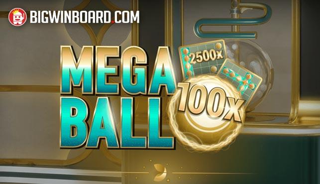 mega ball evolution gaming