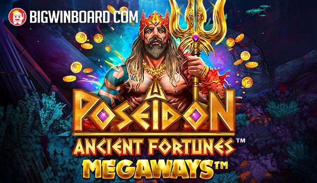 Poseidon Ancient Fortunes Megaways