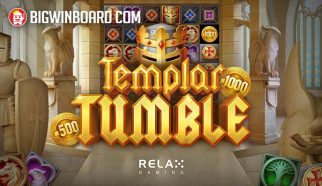 templar tumble slot