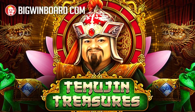 Temujin Treasures slot