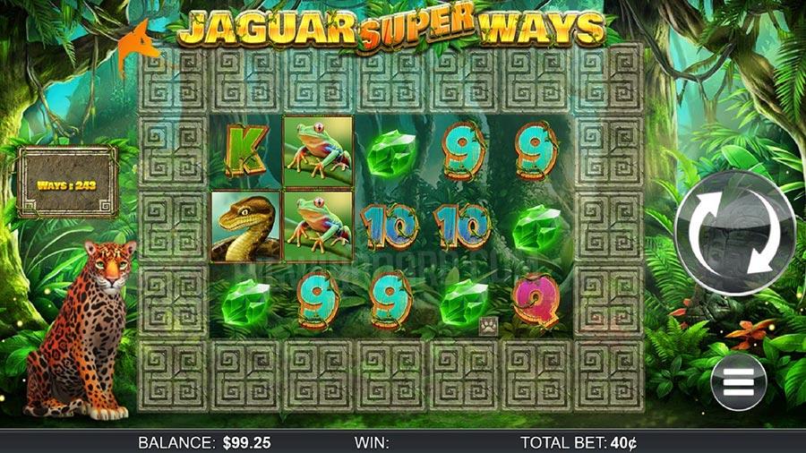 Jaguar SuperWays 2