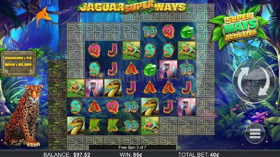 jaguar superways slot