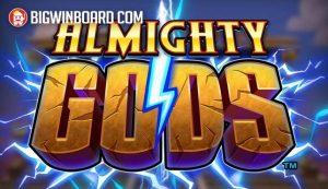 almighty gods slot