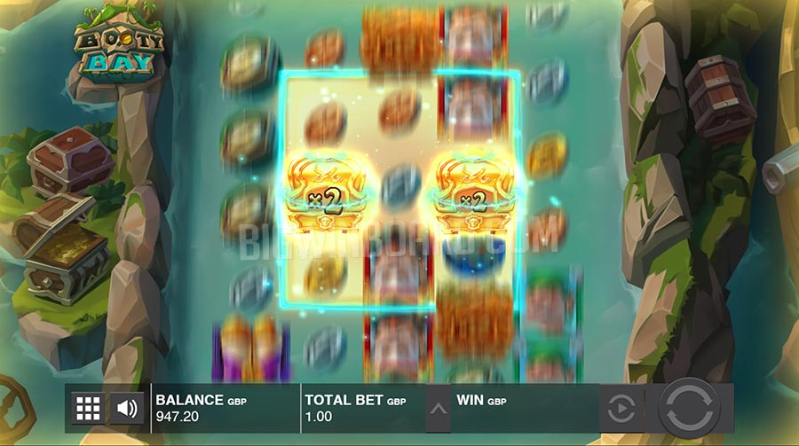 booty bay slot push gaming