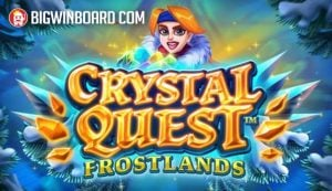 Crystal Quest Frostlands slot