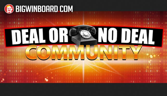 deal or no deal community