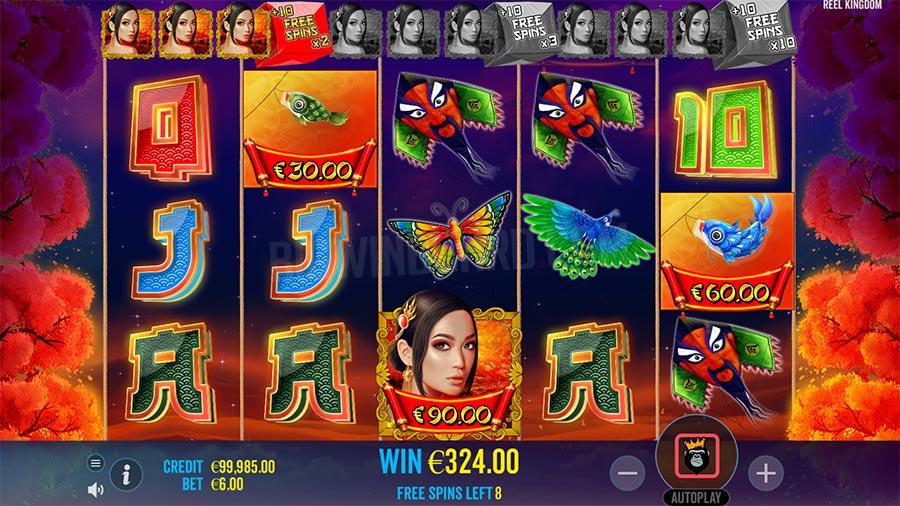 King Slot Aristocrat Gaming Slot Machines Slot Machine
