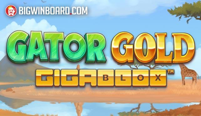 Gator Gold Gigablox slot