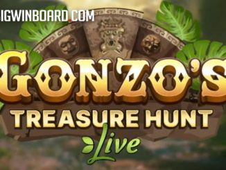 gonzos treasure hunt live