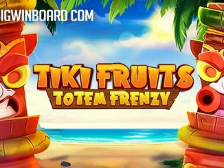 Tiki Fruits Totem Frenzy
