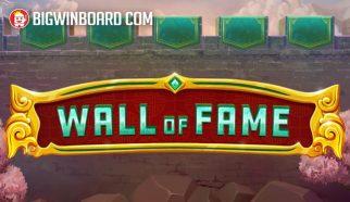 wall of fame slot