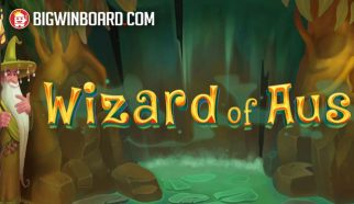 Wizard of Aus slot