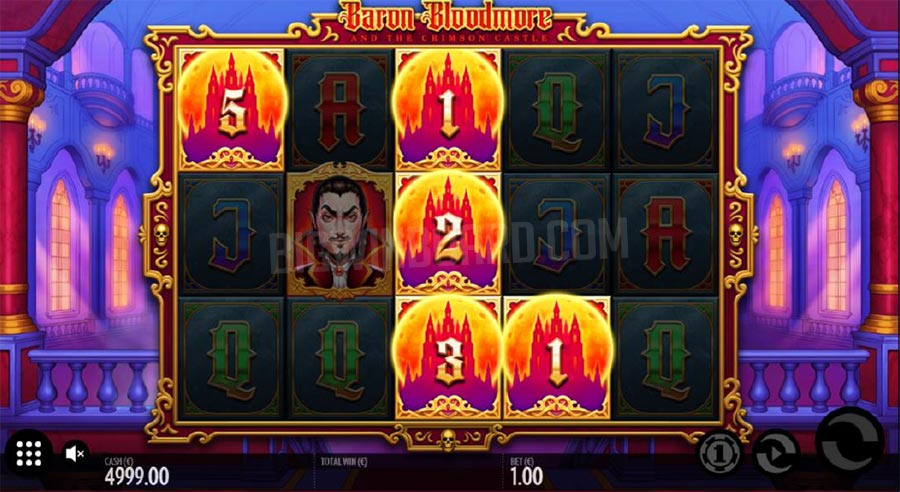 baron bloodmore slot
