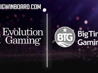 big time gaming evolution