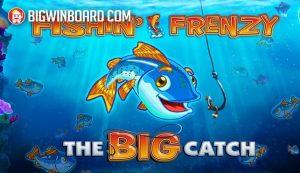 Fishin' Frenzy The Big Catch slot